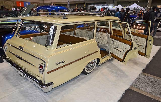 Chevrolet 1961 - 64 custom and mild custom - Page 2 Nova1911
