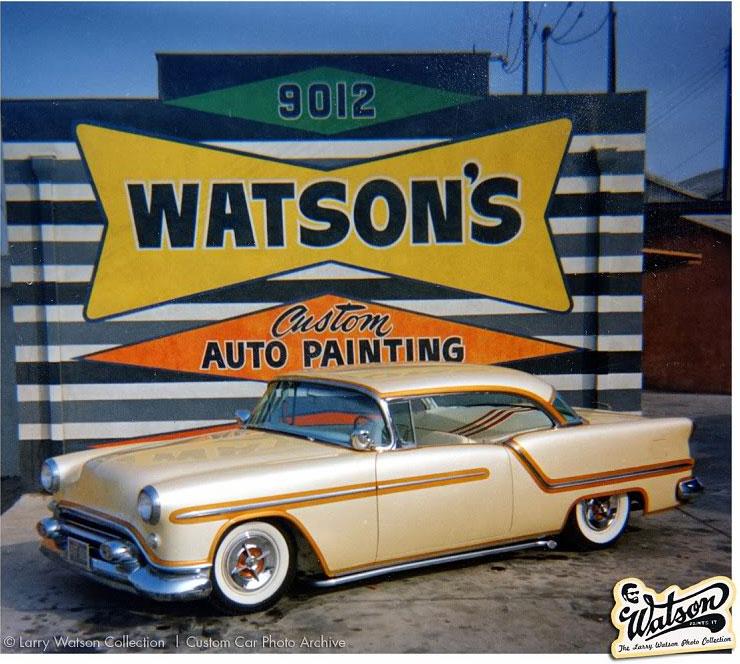 Photos d'époques de Larry Watson - Page 3 Olds5410