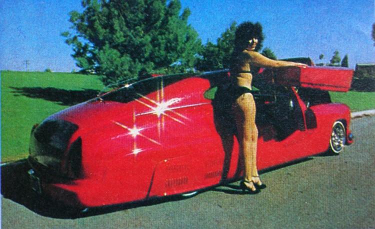 "1949 Mercury - Charlie Lopez's ""Nostalgic Sleeper""  P1010011"