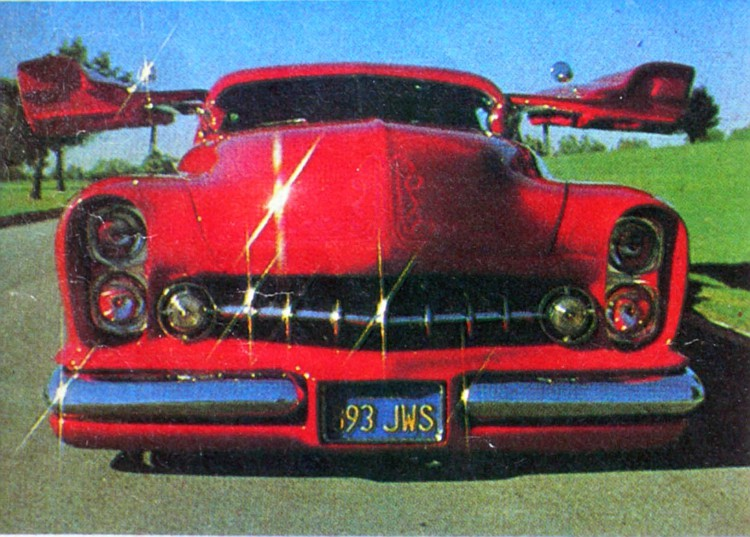 "1949 Mercury - Charlie Lopez's ""Nostalgic Sleeper""  P1070010"