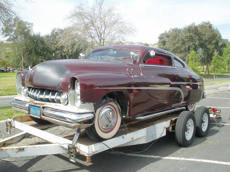 "1949 Mercury - Charlie Lopez's ""Nostalgic Sleeper""  P2280210"