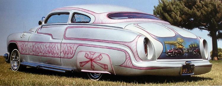 """1949 Mercury - Charlie Lopez's """"Nostalgic Sleeper""""  Pa291410"""