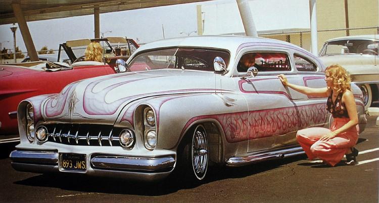 """1949 Mercury - Charlie Lopez's """"Nostalgic Sleeper""""  Pa291411"""