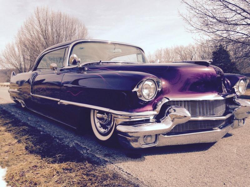 Cadillac 1954 -  1956 custom & mild custom - Page 3 R12