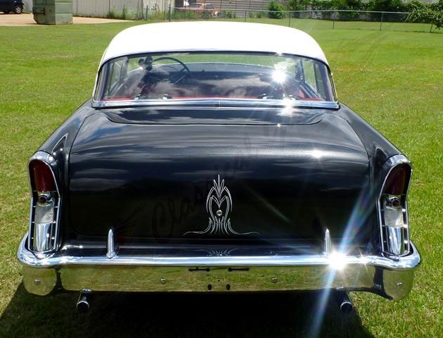 Buick 1955 - 57 custom & mild custom - Page 5 Rear11