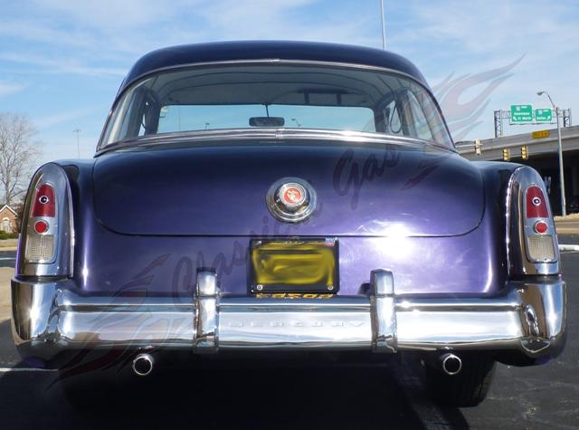 Mercury 1952 - 54 custom & mild custom - Page 4 Rear12