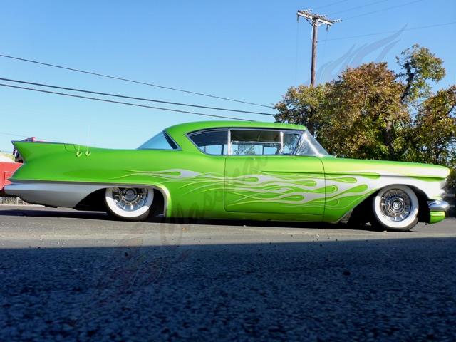 Cadillac 1957 & 1958  custom & mild custom - Page 2 Right10