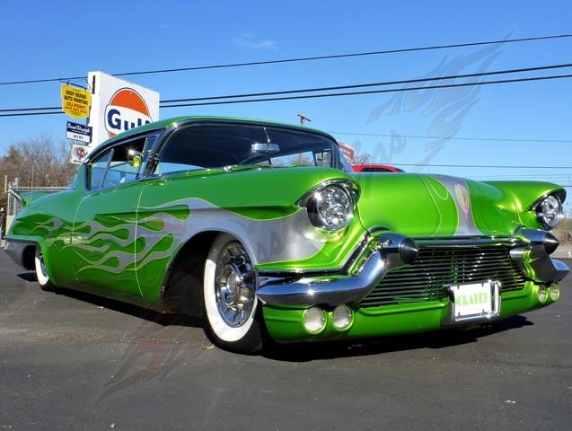 Cadillac 1957 & 1958  custom & mild custom - Page 2 Rightf10