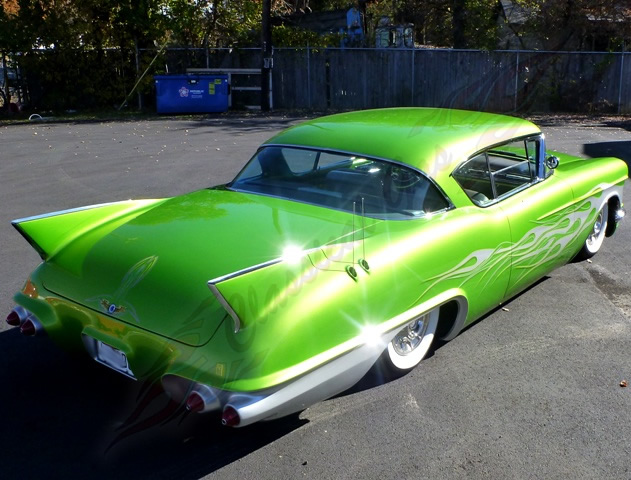 Cadillac 1957 & 1958  custom & mild custom - Page 2 Rightr10