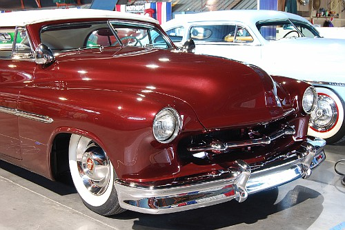 1951 Mercury convertible - Paul Bragg Sacram18