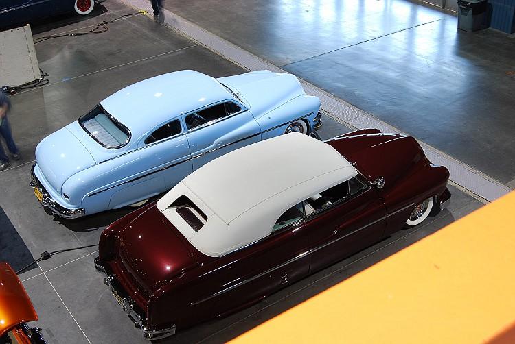 1951 Mercury convertible - Paul Bragg Sacram21