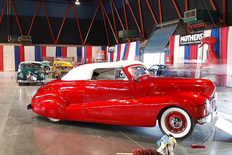 1940 Mercury - Butler Rugard - Harry Westergard and Less Crane - restaured Jack Walker Sacram38