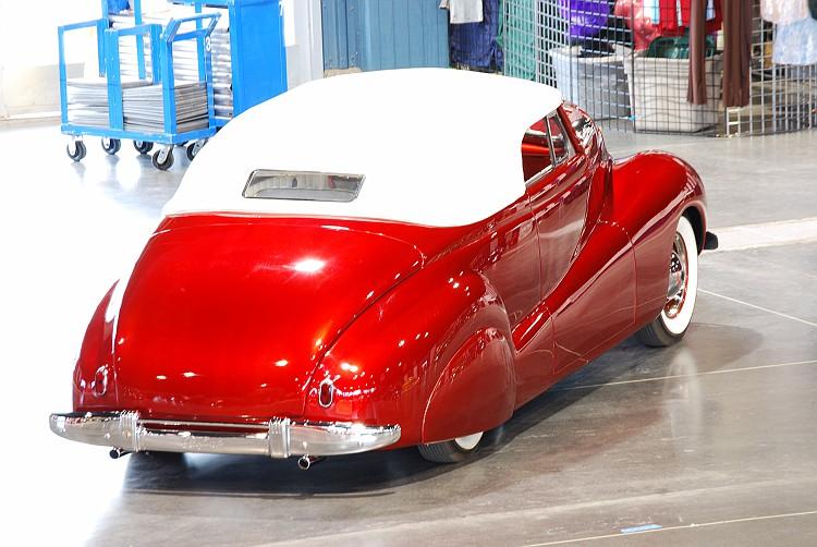 1940 Mercury - Butler Rugard - Harry Westergard and Less Crane - restaured Jack Walker Sacram39