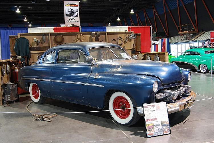 1951 Mercury - Philip Sauers  Sacram42
