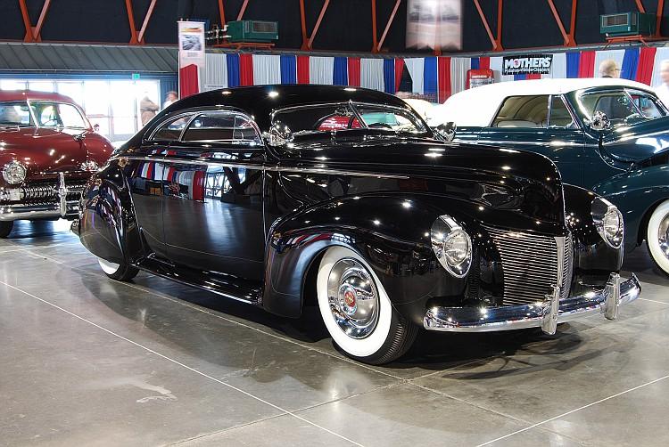 1940 Mercury Custom - Stardust - John D'Agostino Sacram48