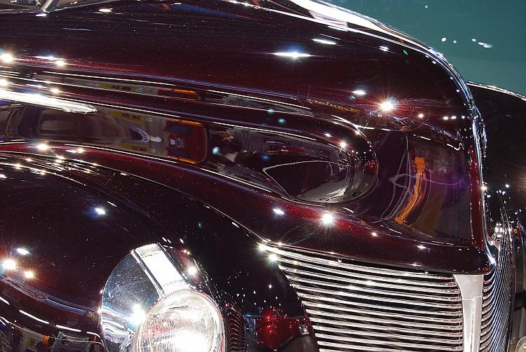1940 Mercury Custom - Stardust - John D'Agostino Sacram50