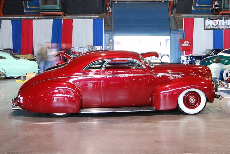 1940 Mercury coupe - Luckly Dany O.Neill  Sacram58