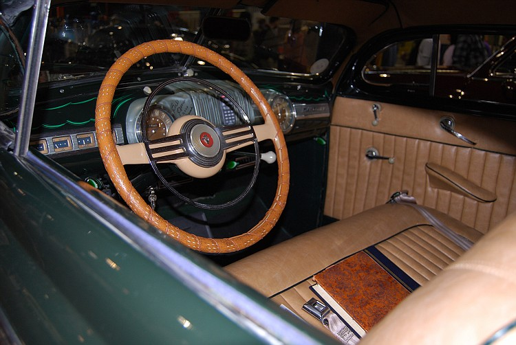 1947 Mercury - Jim Baker - Dave Guymond Sacram63
