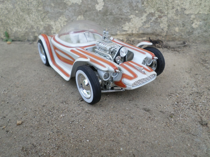 American classic car - Hot Rods & Customs 1/18 scale - Page 2 Sam_2410