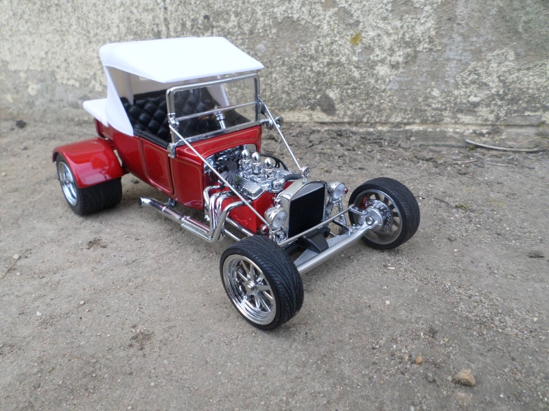 American classic car - Hot Rods & Customs 1/18 scale - Page 2 Sam_2516