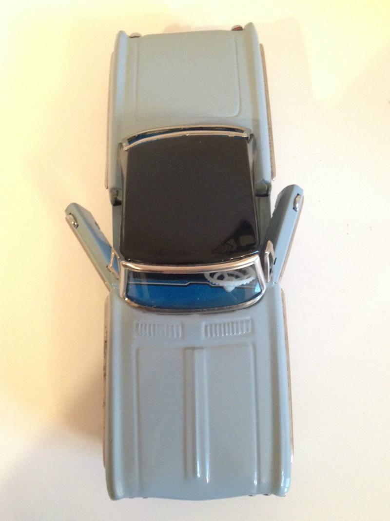 us car -  tôle - Tin Toys -  1950's & 1960's - Page 3 Tdrt10