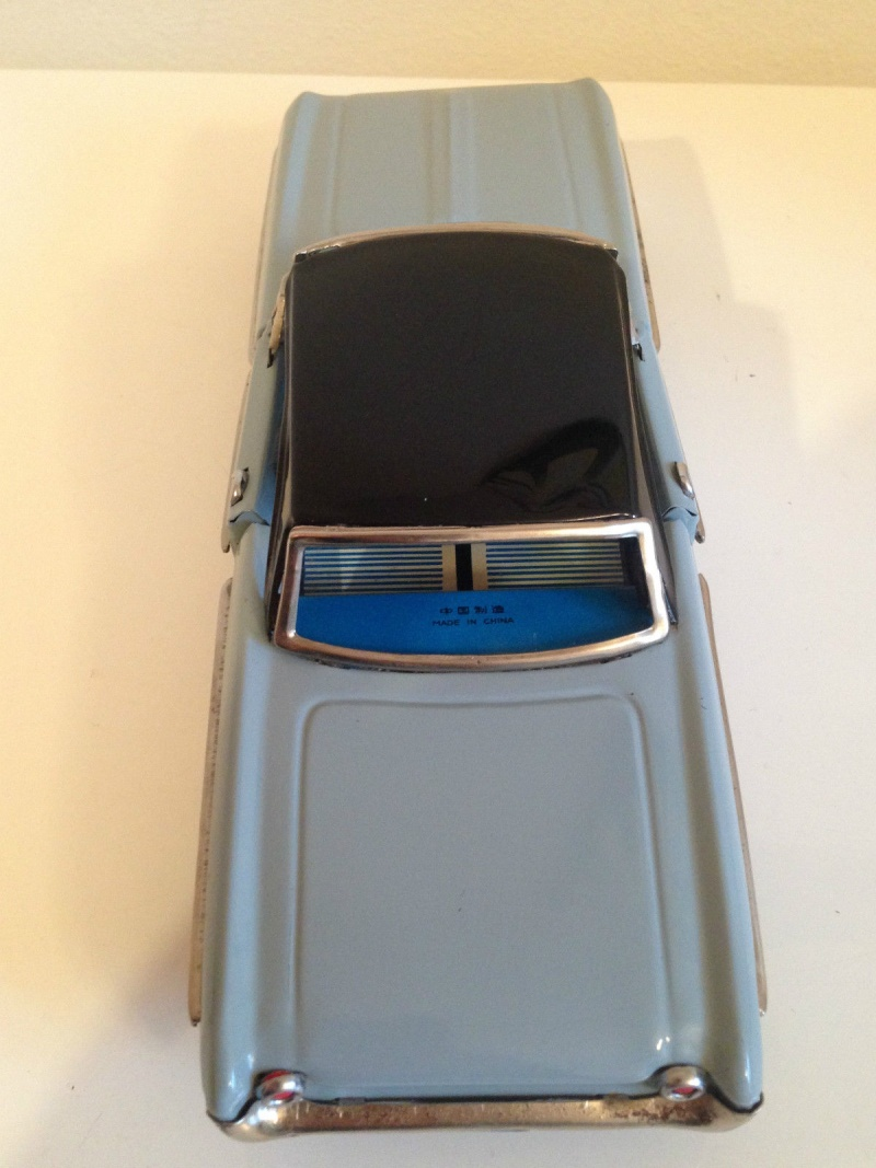 us car -  tôle - Tin Toys -  1950's & 1960's - Page 3 Tdtr10