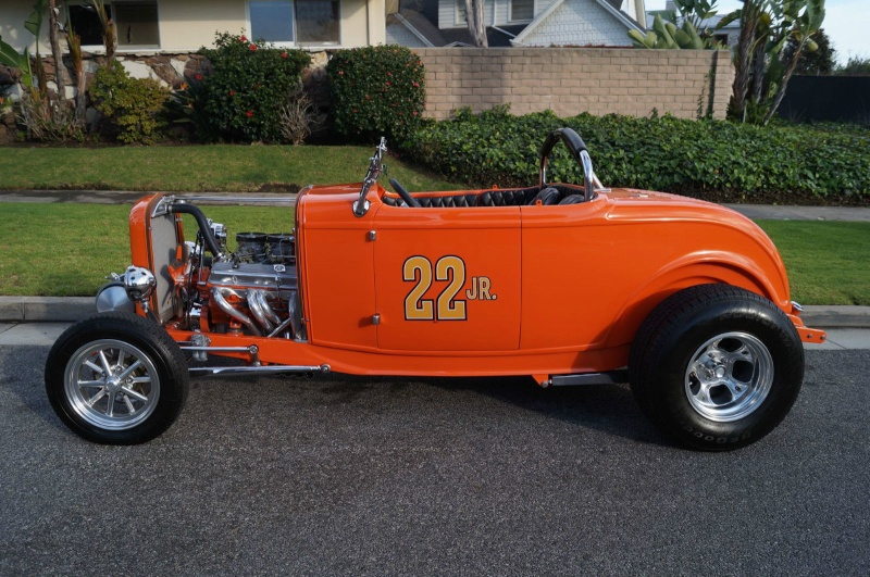 1932 Ford hot rod - Page 11 Trrey10