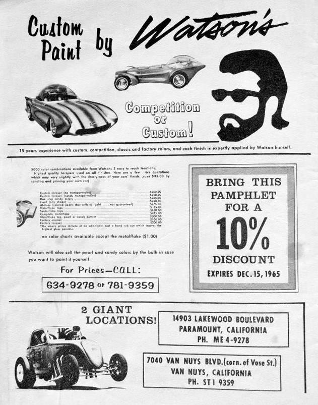 Photos d'époques de Larry Watson - Page 3 Tumblr10