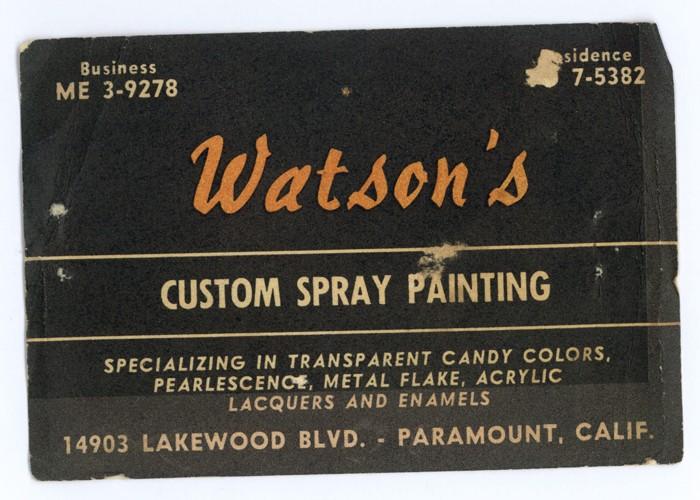 Photos d'époques de Larry Watson - Page 3 Tumblr12