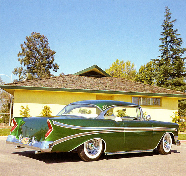 Chevy 1956 custom & mild custom - Page 3 Tumblr13