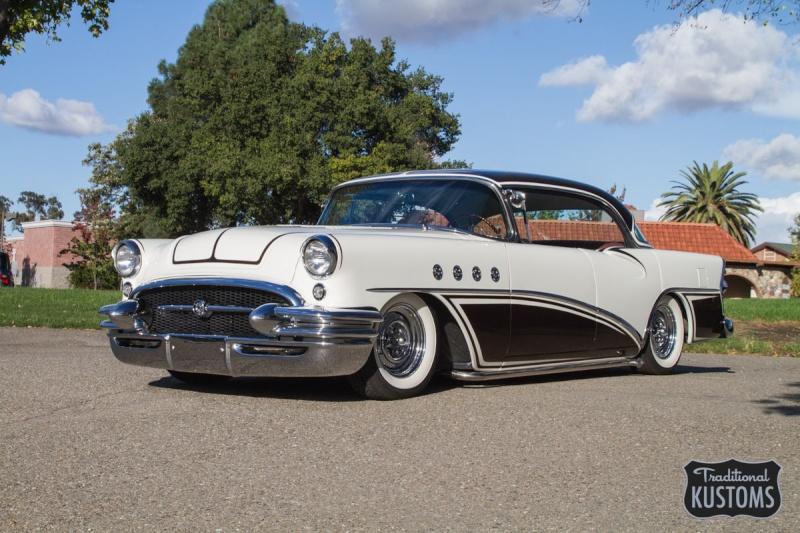 1955 Buick - Erik Lind - Root Beer Float -  Uoluol11