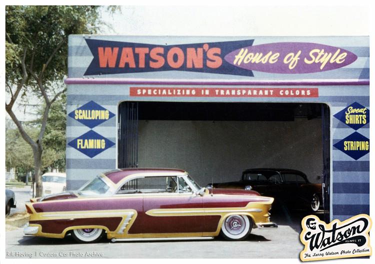 Photos d'époques de Larry Watson - Page 3 Watson14