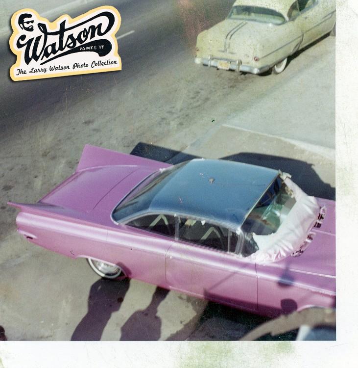 Photos d'époques de Larry Watson - Page 3 Watson26