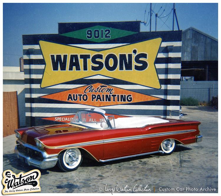 Photos d'époques de Larry Watson - Page 4 Watson36