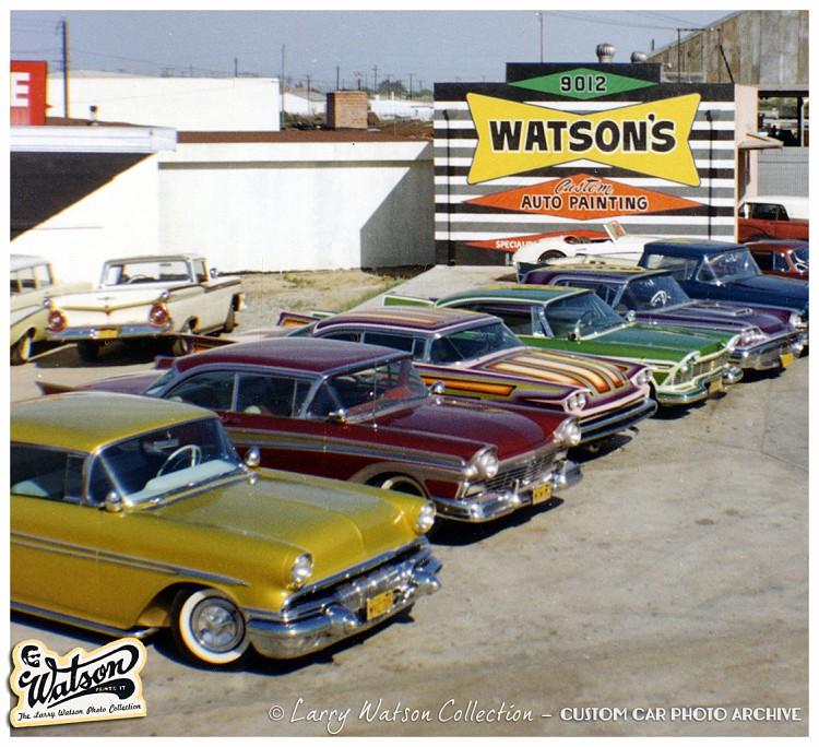Photos d'époques de Larry Watson - Page 4 Watson41