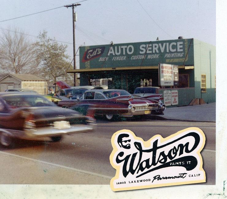 Photos d'époques de Larry Watson - Page 4 Watson45