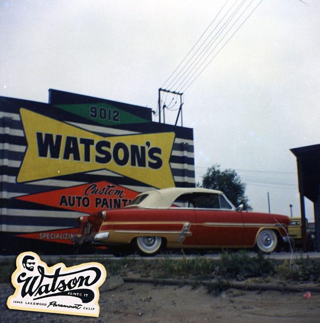 Photos d'époques de Larry Watson - Page 4 Watson47