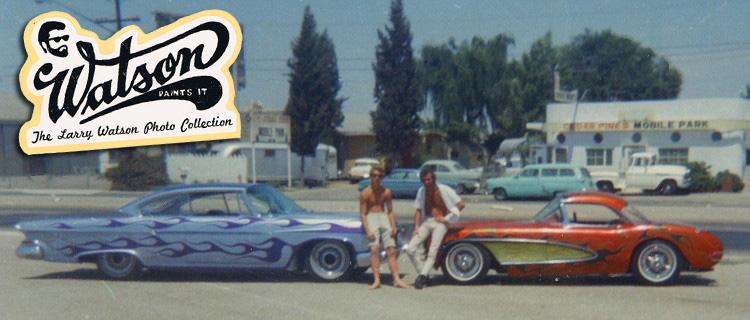 Photos d'époques de Larry Watson - Page 4 Watson51