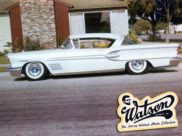 Photos d'époques de Larry Watson - Page 5 Watson52