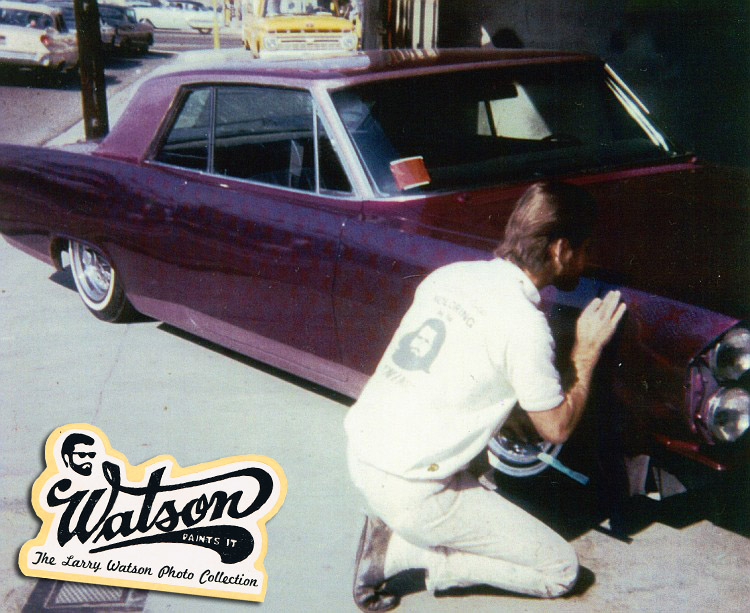 Photos d'époques de Larry Watson - Page 5 Watson54