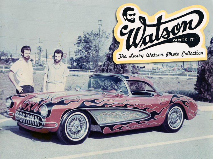 Photos d'époques de Larry Watson - Page 5 Watson55
