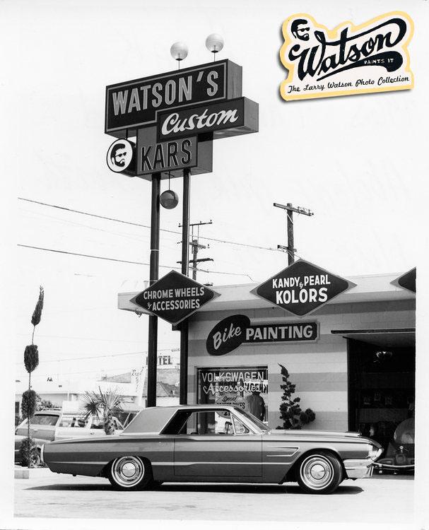 Photos d'époques de Larry Watson - Page 5 Watson60