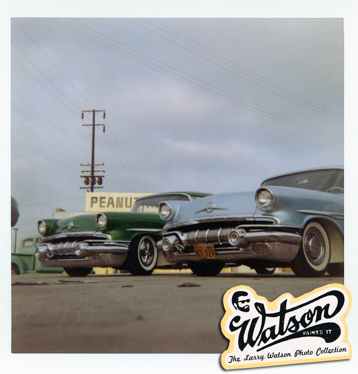Photos d'époques de Larry Watson - Page 5 Watson65