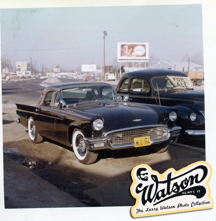 Photos d'époques de Larry Watson - Page 6 Watson69