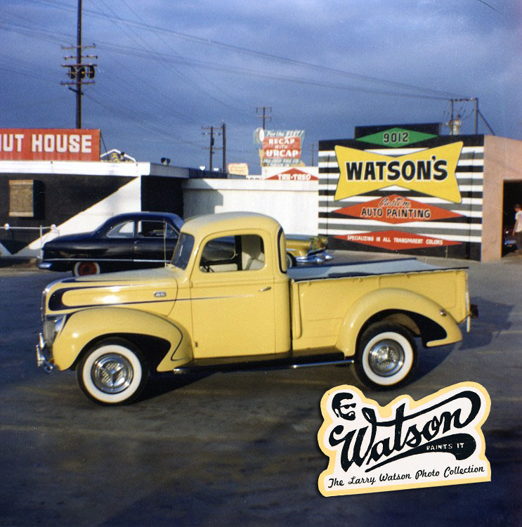 Photos d'époques de Larry Watson - Page 6 Watson72