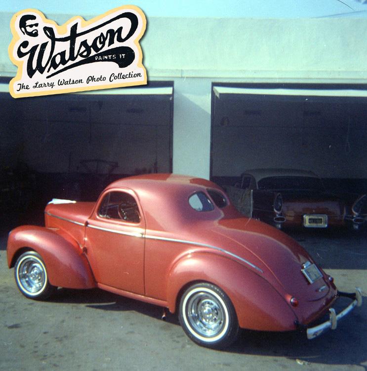 Photos d'époques de Larry Watson - Page 5 Willys10