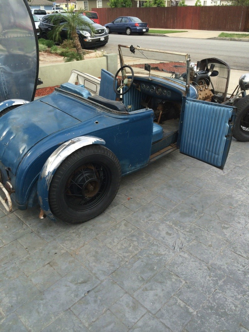 1930 Ford hot rod - Page 5 Yeryer11