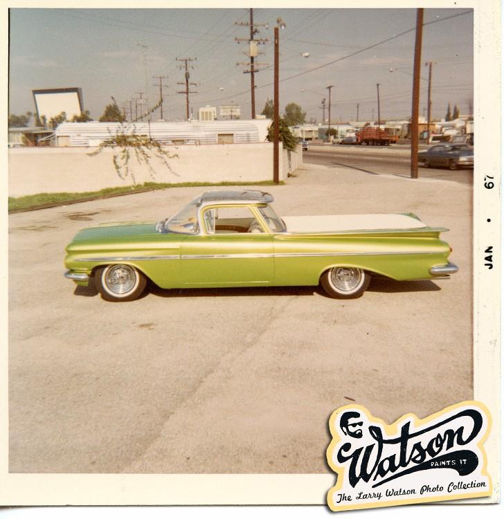 Photos d'époques de Larry Watson - Page 3 Ywatso10