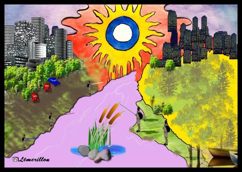 Au grès de mon imagination en attendant le soleil. - Page 3 Street10