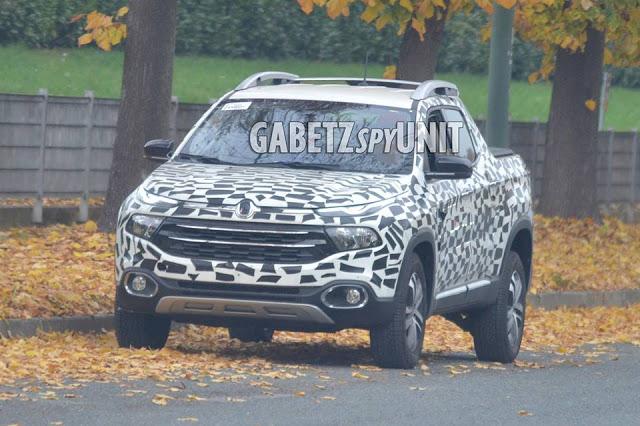 """Fiat Toro, il nuovo PickUp """"medio"""" - Pagina 4 45822110"""